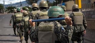 Opinión: En Honduras, un golpe más