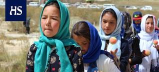 Afganistanilaisella Faizalla, 12, on erikoinen harrastus -matonkutomisen lisäksi köyhä lapsi jongleeraa sirkuksessa