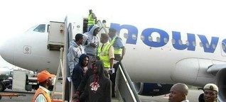 Nigerians returning from Libya says Nigerians selling fellow Countrymen