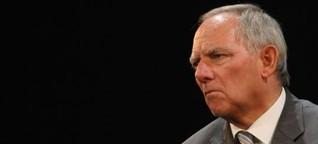 Internetsperren: Verstehen Sie Spaß, Herr Schäuble?