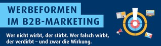 Whitepaper: Werbeformen im B2B-Marketing