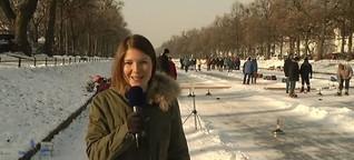 München: DAS Eldorado für Eisstock-Schützen