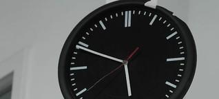 Woher kommt die Zeit?
