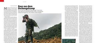 Kolumbiens FARC: Aus dem Untergrund in die Politik