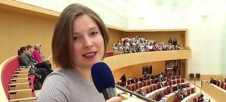 Plenum Plus - von der Straße in den Landtag!