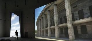 In 1000 Jahren verfällt das Olympiastadion