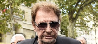 Johnny Hallyday, the Elvis Presley of France rock 'n' roll, Dies at 74 from lung cancer