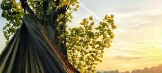 """Camping statt Pauschal-Kreuzfahrt: Darum fühlen wir uns draussen so """"zu Hause""""…"""