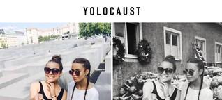 #Yolocaust: Selfies sind kein Verbrechen