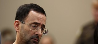 Former USA Gymnastics team doctor Larry Nassar given 60 years in prison for child pornography