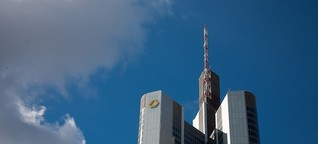Commerzbank Aktie // Günstige Bewertung im Aufwärtstrend