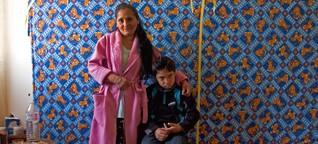 Roma-Kinder in Frankreich: Emmanuels winzige Chance - SPIEGEL ONLINE - Leben und Lernen