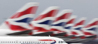 British Airways sacks three cabin crew over raucous hotel drinking session in a Kenyan hotel