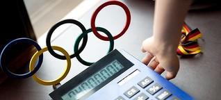 Spitzensportreform: Der Streit ums Geld eskaliert