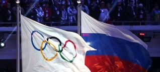 Russische Medien gegen IOC - Entscheidung
