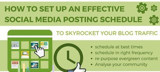 Set Up Your Perfekt Social Media Posting Schedule