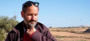 Migranten: Der Totengräber von Zarzis