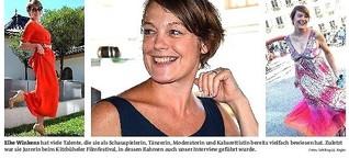 Elke Winkens-Schauspielerin & Kabarettistin