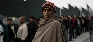 Appell von Flüchtlingsinitiativen: Gegen den Kältetod
