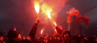 Denunziations-App aus Polen: Ritter gegen Lügenpresse