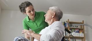 Von Haftung bis Zusatzkosten: Worauf es bei Pflegeverträgen ankommt