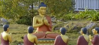 Das göttliche Kind - Teil 2   Baby Buddha - erleuchtet von Anfang an
