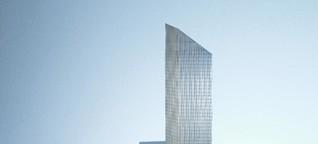 Grünes Licht für Wolkenkratzer - Bebauungsplan für Hotel-Turm genehmigt