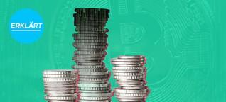 Warum Bitcoins kein richtiges Geld sind - und trotzdem alle damit handeln
