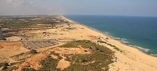 Geheimnisvolle Augen: Unglaublicher Ausgrabungsfund in Israel