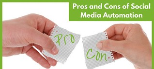 Social Media Automation: What are the Pros and Cons?