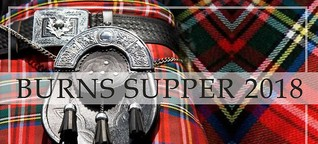 Celebration Supper for Burns Night 2018