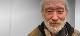 Thementag Obdachlosigkeit: Ein warmes Bett für Rolf