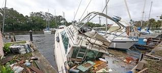 Klimawandel: Auf der Spur der schlimmen Stürme | svz.de