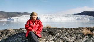 Angela Merkel: Das Naturschauspiel