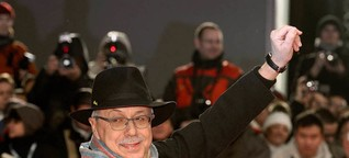 Dieter Kosslick, die Berlinale und die große, bunte Show