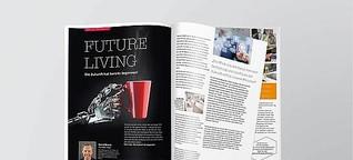 """Future Living: Artikel für """"Cookook"""""""