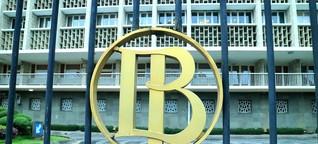 Indonesien: Polizei sucht nach Bitcoin-Straftätern