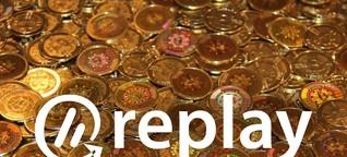 Wochenrückblick Replay: Der Bitcoin-Schatz im Müllberg