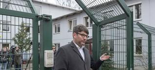Im Gefängnis Berlin-Plötzensee: Kein Ort zum Besserwerden