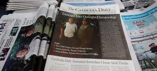 Kambodscha: China kommt, die Demokratie geht - SPIEGEL ONLINE - Politik