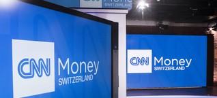 CNN Money Switzerland startet am WEF