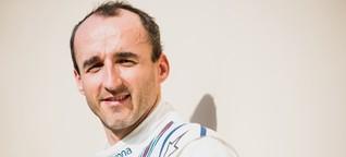 Williams verpflichtet Robert Kubica als Test- und Ersatzfahrer