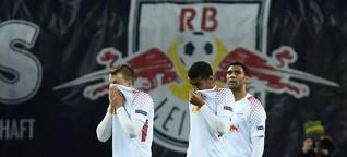 Leipzigs Niederlage gegen Besiktas: Ein Spiel wie eine ganze Saison - SPIEGEL ONLINE - Sport