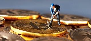 Lohnabrechnung in Cybercash: 1.900 Euro netto und 0,0044 Bitcoin