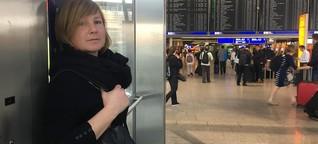 Eine Frau für die Obdachlosen am Flughafen Frankfurt | hessenschau.de | Gesellschaft