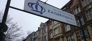 Kaiserviertel: Wo sich Persönlichkeit und Zeitgeist die Hand geben