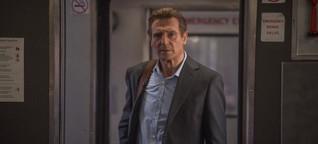 """""""The Commuter""""-Kritik: Liam Neeson boxt im Pendlerzug"""