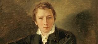 Heinrich Heine - geflüchtet, um in Freiheit zu schreiben