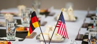Hat Trump die deutsch-amerikanischen Beziehungen verändert?   MDR.DE