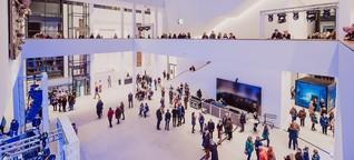 Kunsthalle Mannheim - Neue Räume für große Kunst